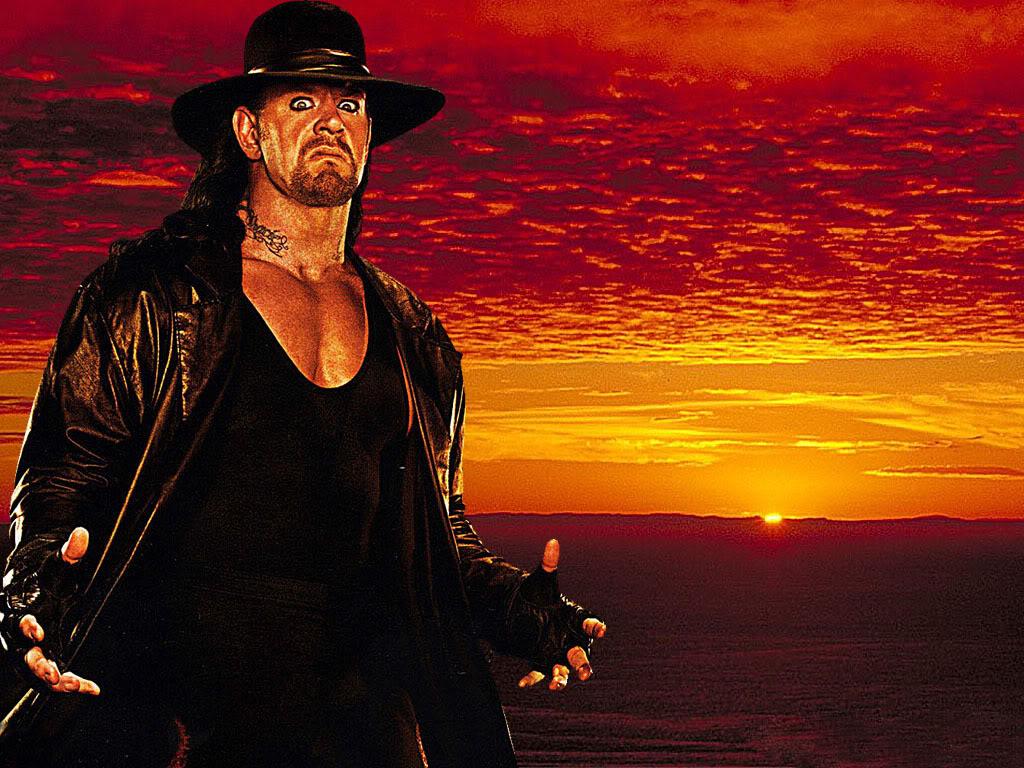 WWE THE UNDERTAKER WALLPAPERS The Undertaker Wallpapers