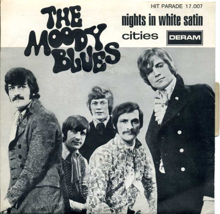 The Moody Blues The Magnificent Moodies