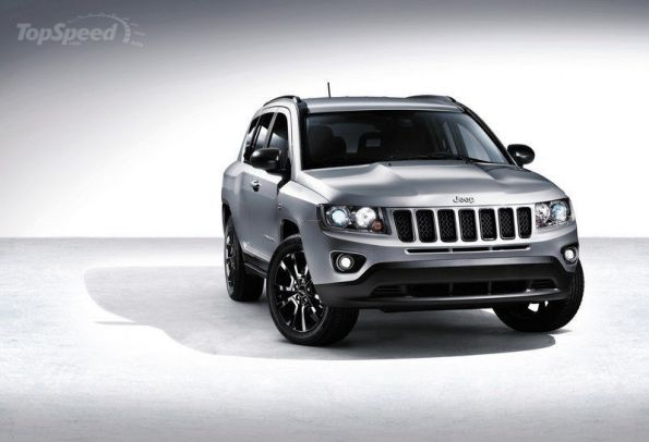 2013 Jeep Compass Black Edition