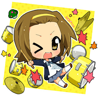 Ritsu Tainaka Chibi K-ON!