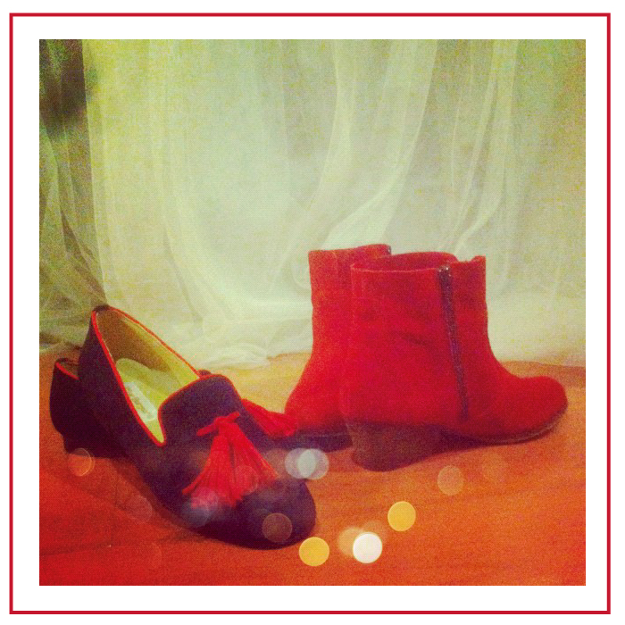 My Showroom, Pilar Burgos, Loafers, Boots, burgundy, Shoes, New Collection