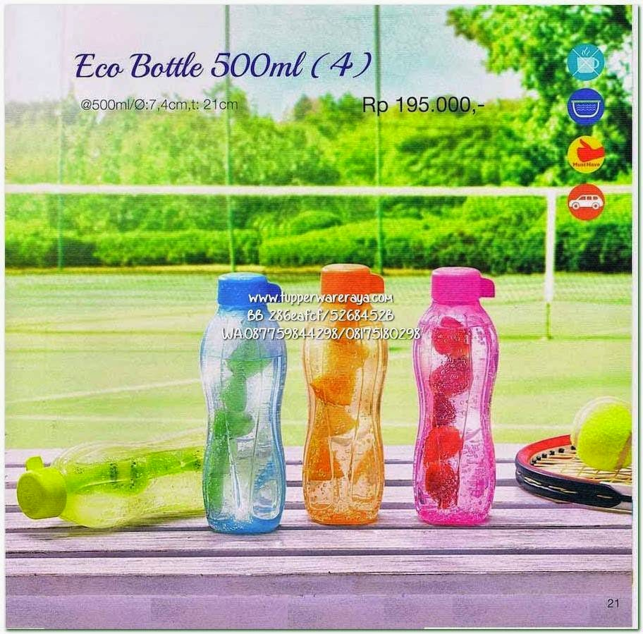 Tupperware Promo April 2015 Eco Bottle