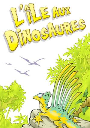 besoin de dépaysement ? échouez-vous sur l'île aux dinosaures !