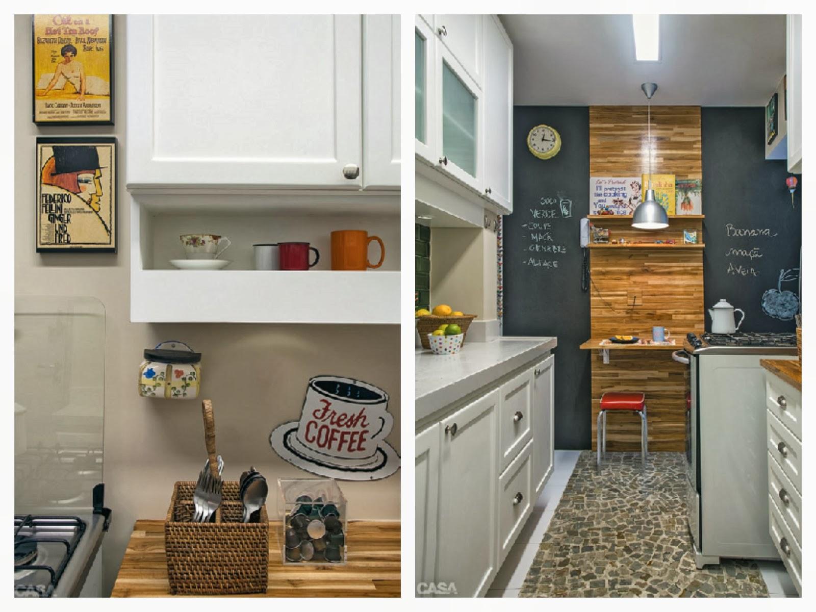 #9C6F2F  para lousa ficou magnifico os detalhes são a atração dessa cozinha 1600x1200 px Estilo De Cozinha Em Casa_222 Imagens