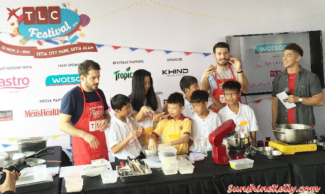 TLC Festival Malaysia 2015, Setia City Park, Setia Alam, Janet Hsieh, Fun Taiwan; The Fabulous Baker Brothers, Tom and Henry Herbert; Jojo Struys, Jojo's Diary, Asia and restaurateur, Heussaff