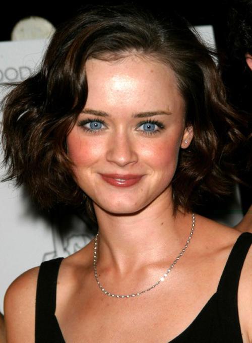 Alexis Bledel Hairstyle 48