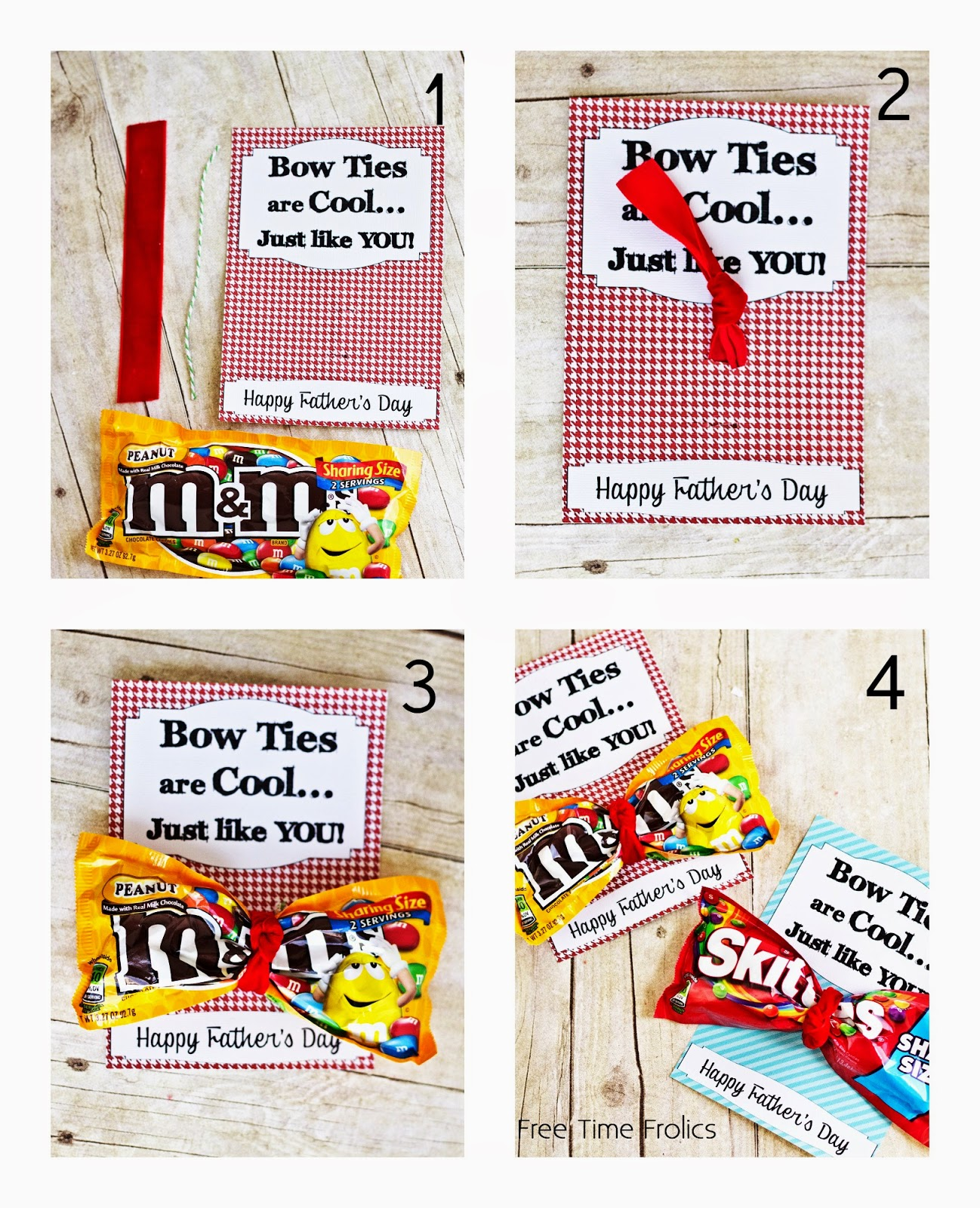 Dr who fathers day printable instructions www.freetimefrolics.com #fathersday #drWho