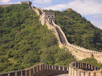 Image credit: Great Wall of China at Mutianyu by Ahazan.