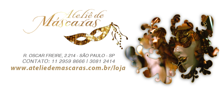 BLOG do ATELIÊ DE MÁSCARAS®  - (11) 2959 8666