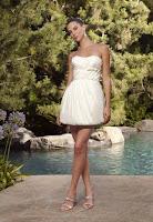 Baby Doll Silhouette Wedding Dresses