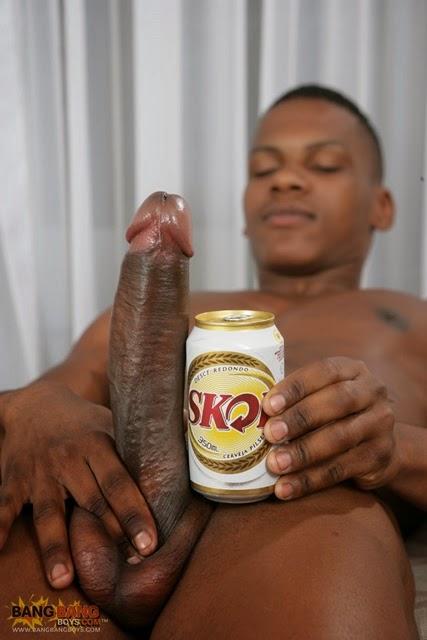 George Carioca - negro dotado