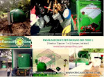 Biogas Digester BD 7000 L