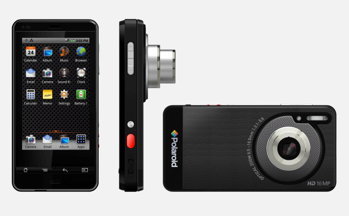 Polaroid SC1630 – Android Smart Camera