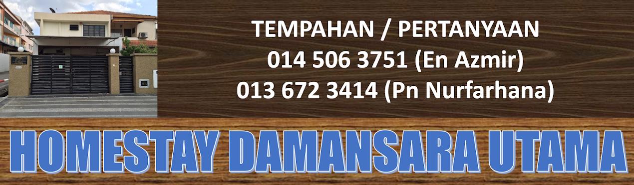Homestay Damansara Utama