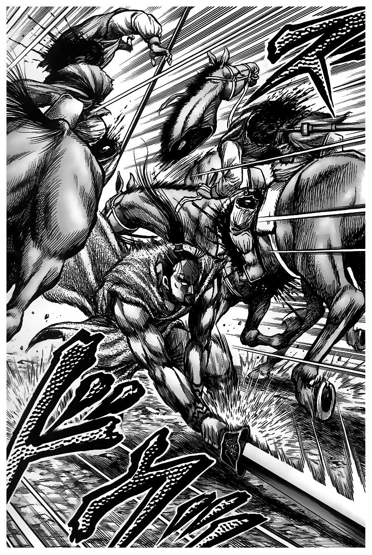 Chú Bé Rồng - Ryuuroden chap 115 - Trang 28