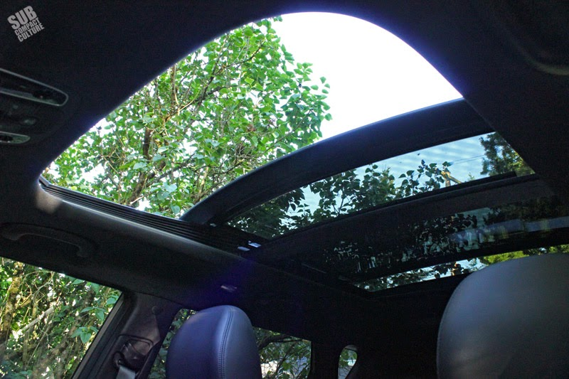 Massive Kia Soul Panoramic Moonroof
