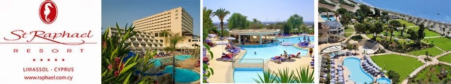 St Raphael Resort 5 Star All Inclusive Limassol Cyprus