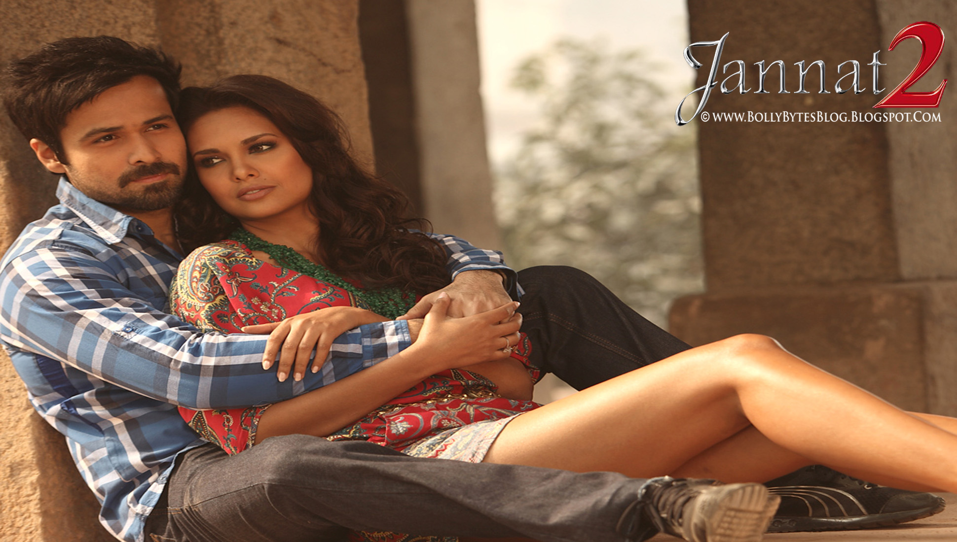 Emraan hashmi and esha gupta hot jannat wallpaper indian cinema pic 4