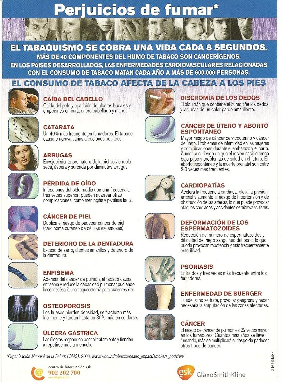 Beneficios de dejar el tabaco: MedlinePlus enciclopedia