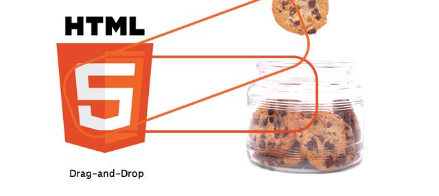 HTML5 Gives A Drag and Drop API