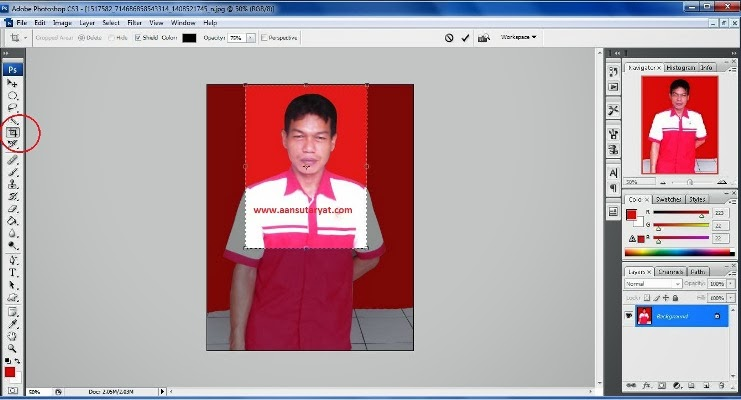 Cara Mudah Dan Cepat Mengganti Background Photo Dengan Adobe Photoshop