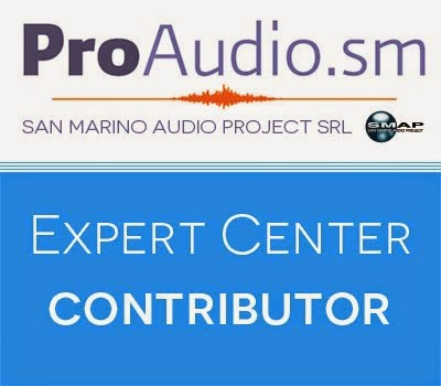 Jacopo Vannini_Expert Center Contributor for Pro Audio.sm