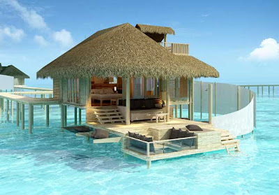 Isla Seis Sentidos - Six Senses Laamu, Olhuveli Islas Maldivas