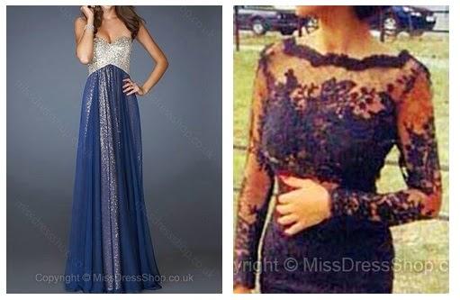 Prom, Dresses, 2015
