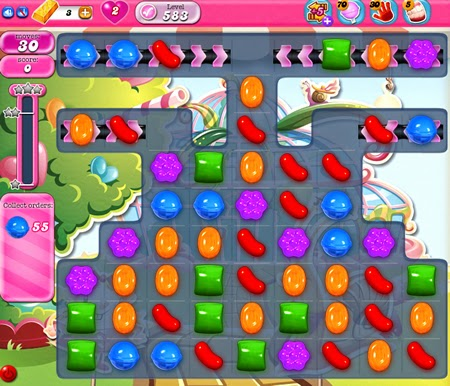 Candy Crush Saga 583