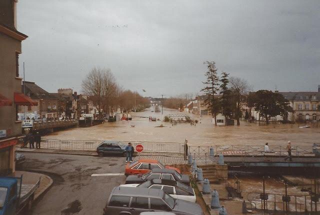 inondations redon en 1995