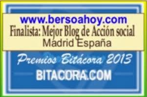 Premios Bitácora 2013