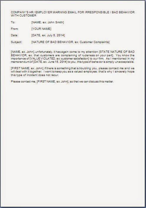 Document sample employee warning letterpng warning letter to warning letter to employee for indiscipline sample template example of warni spiritdancerdesigns Gallery