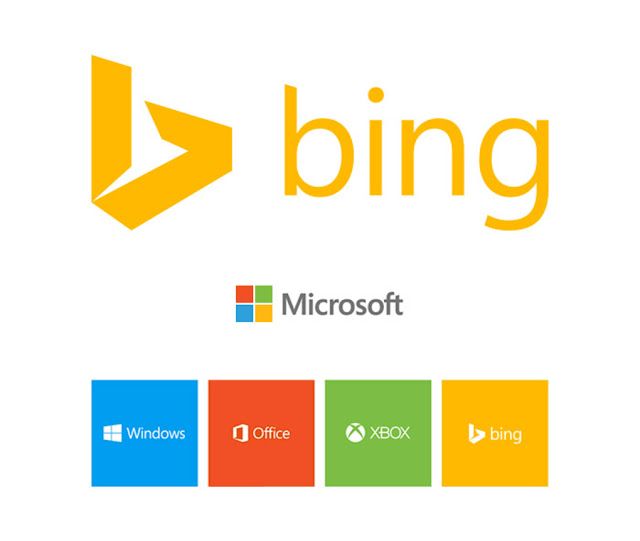 Microsoft Introduces New Logo For-Bing Search Engine
