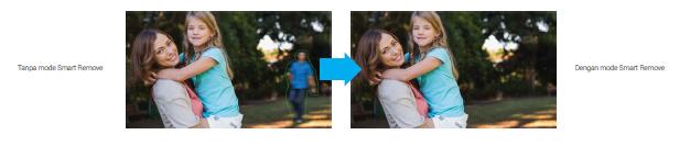 Smart Remove - Hilangkan objek foto yang tidak Anda inginkan