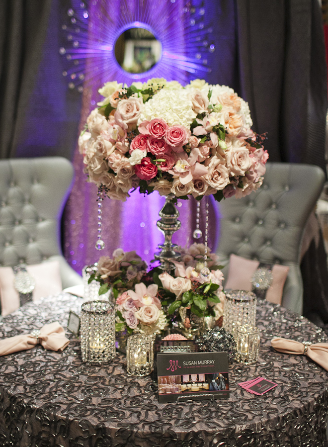 25 stunning wedding centerpieces best of 2012 belle the magazine. Black Bedroom Furniture Sets. Home Design Ideas