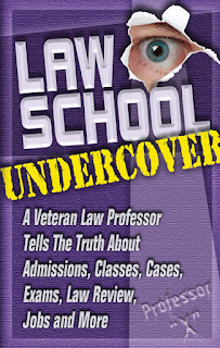 LSAT Blog Law School Undercover Book Excerpt