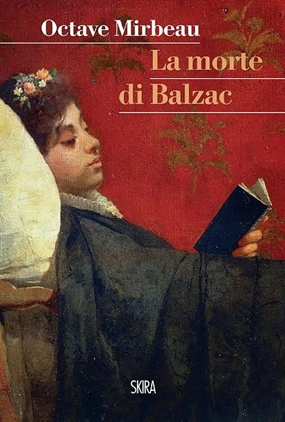 "Traduction italienne de ""La Mort de Balzac"", 2014"