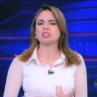 Raquel Sherazade sai do sério com o Bolsa Família