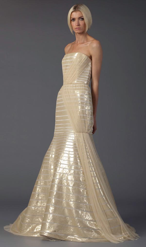 Fashion And Stylish Dresses Blog: Angel Sanchez Evening Dresses