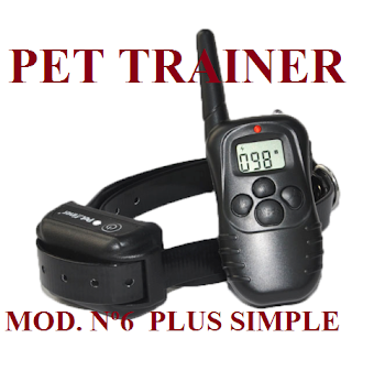 PET TRAINER Nº6 PLUS RECARG (SIMPLE) DISPLAY DIGTAL 50€