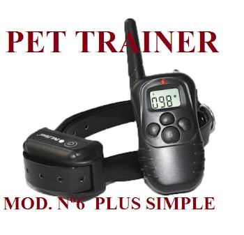 PET TRAINER Nº6 PLUS RECARG (SIMPLE) DISPLAY DIGTAL 50€