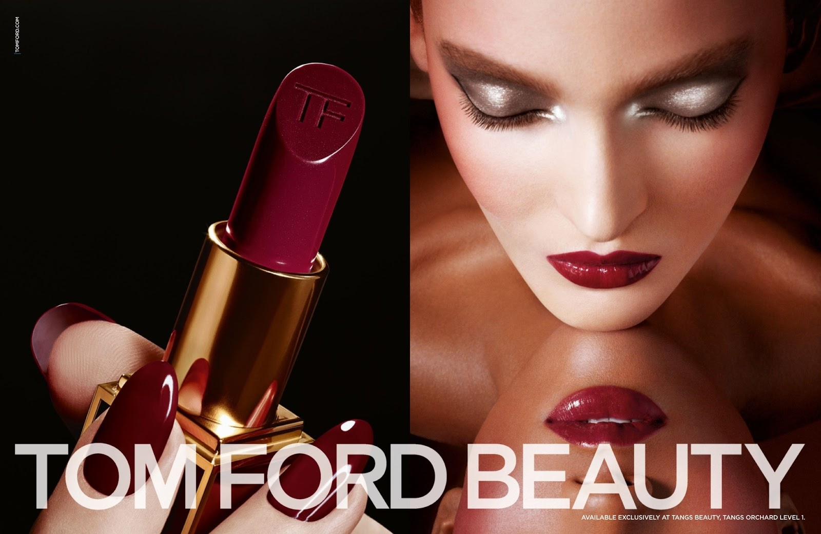 Smartologie: Tom Ford Beauty Fall 2013 Campaign