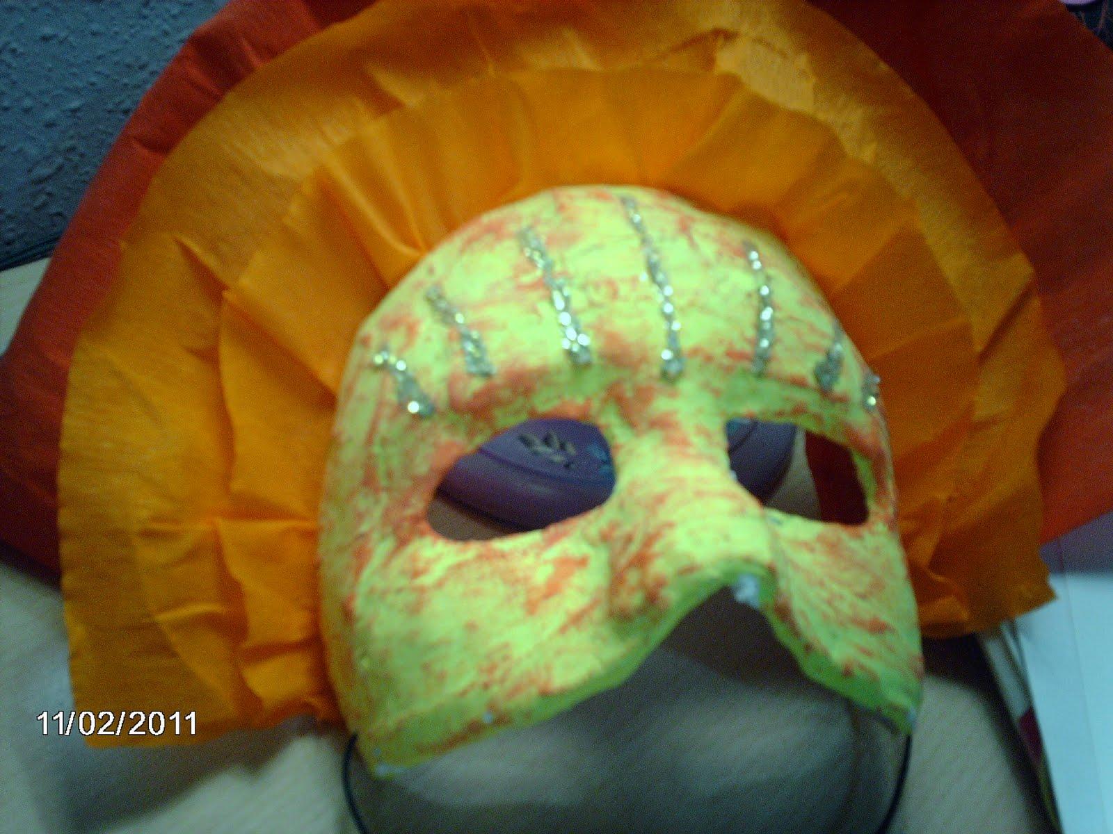 Las máscaras para el refuerzo de los ojo