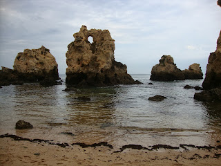 Arrifes Beach - Algarve