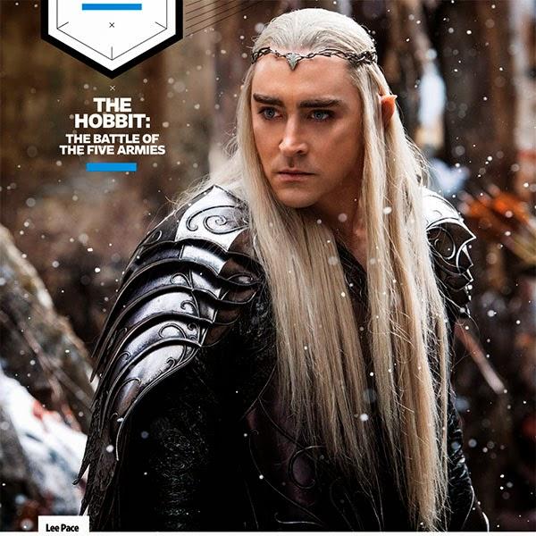 """Thrandruil en """"El Hobbit: La Batalla de los Cinco Ejercitos"""""""