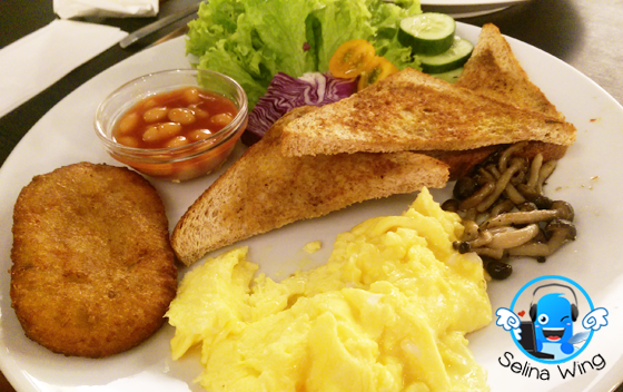 All Days Big Breakfast from Piccolo Cafe
