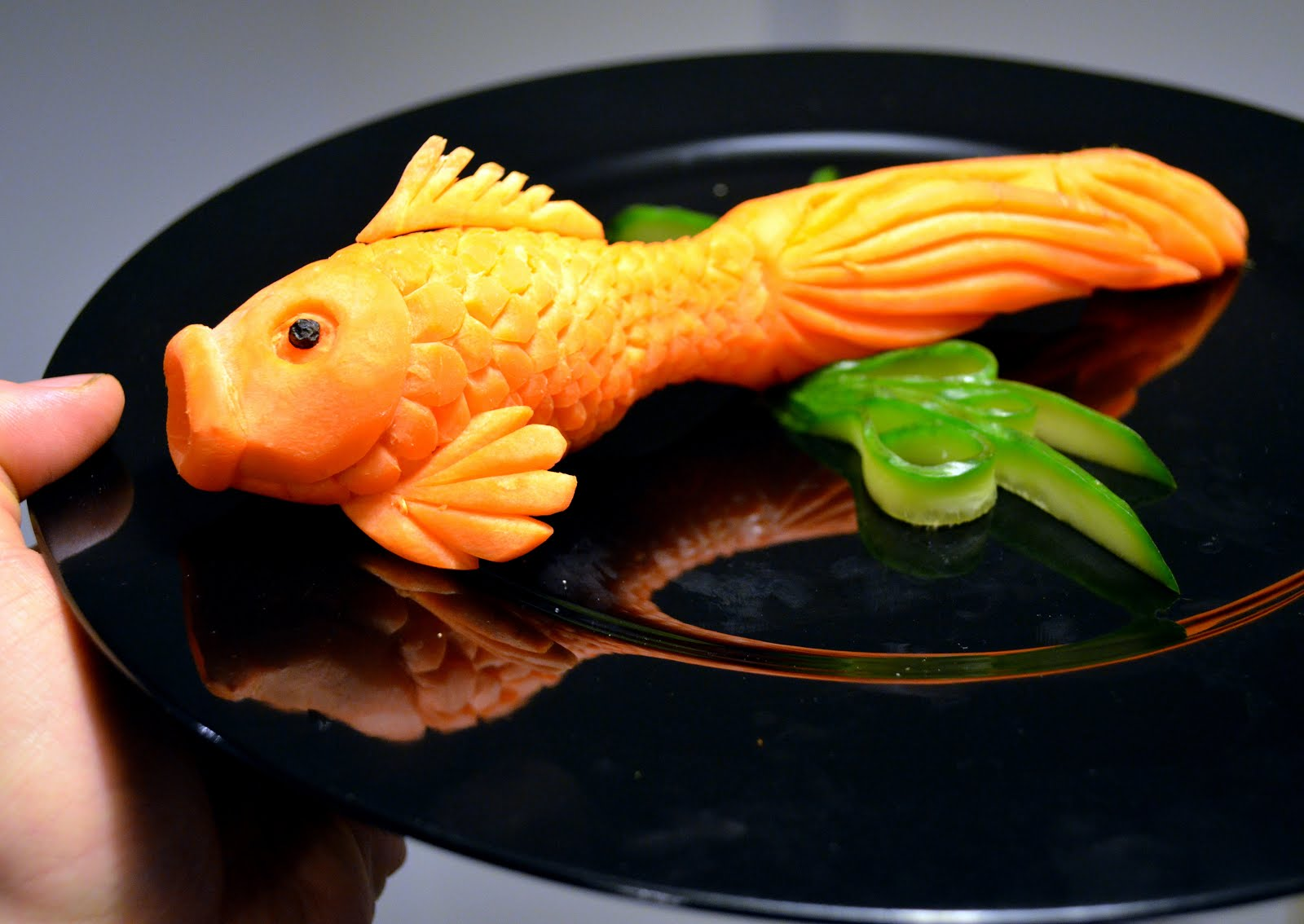 Carrot Fish