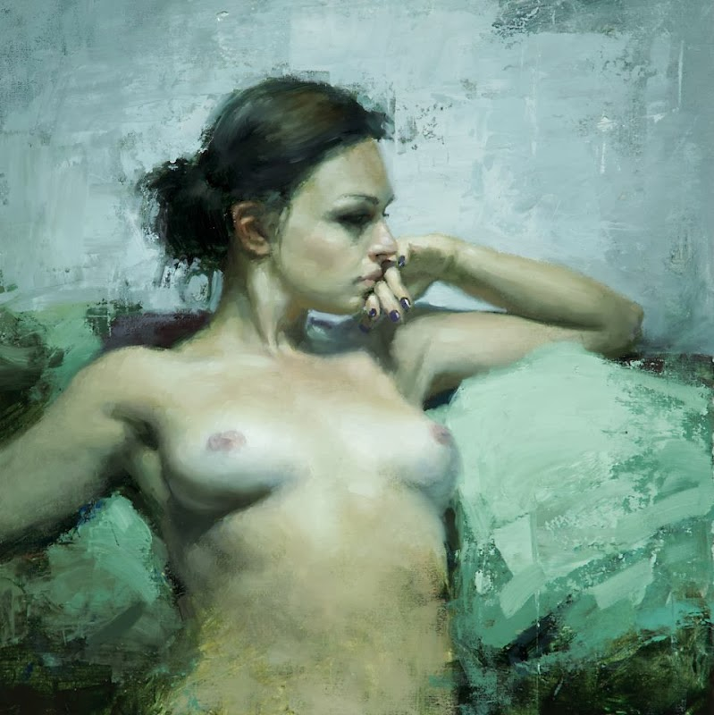 Jeremy Mann Jeremy+Mann+1979+-+American+Impressionist+painter+-Maher+Art+Gallery22