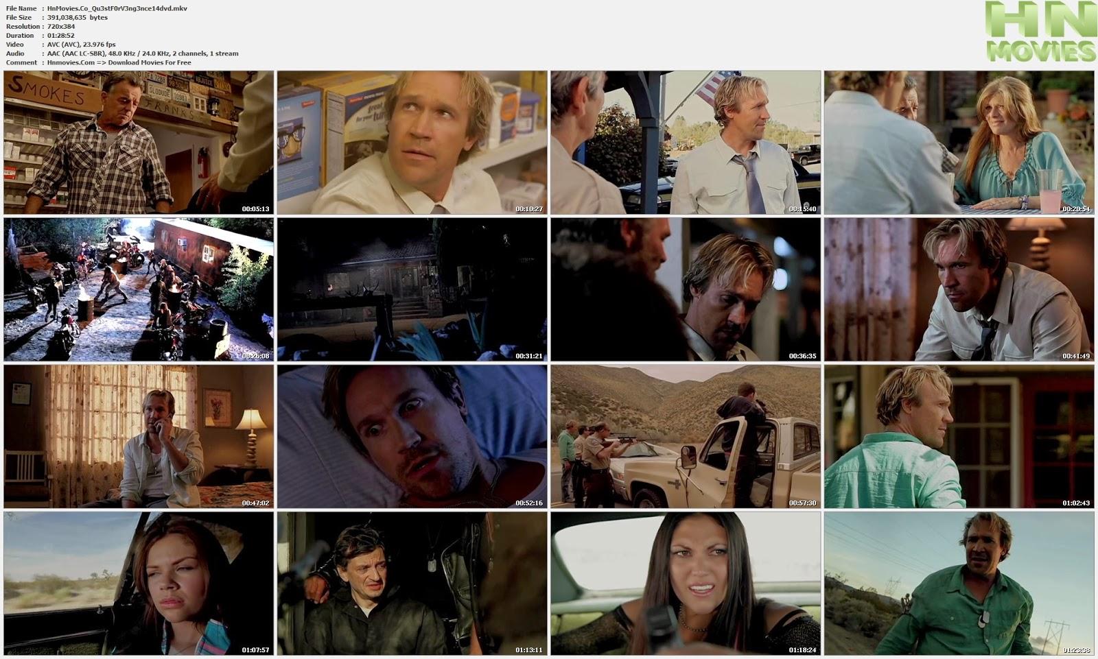 movie screenshot of The Quest for Vengeance fdmovie.com