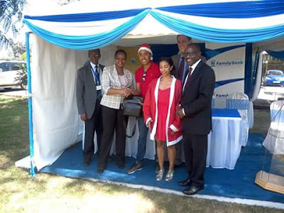 Muhoho Kenyatta Donates Christmas Gifts Worth Millions To The Sick And Needy At Kenyatta Hospital!